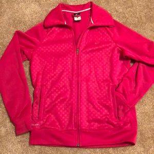 Nike Zip Up Jacket Dri-Fit